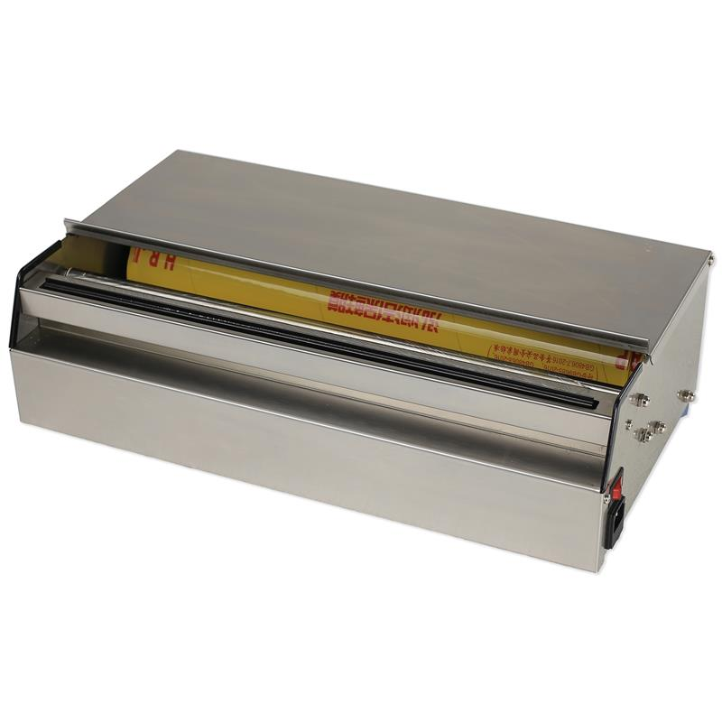 MS-004 simple plug-in plastic wrap machine